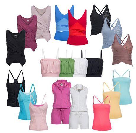 Nike Damen Fitness Shirts Nike Damen Fitness Shirts verschiedene Modelle für je 9,99€