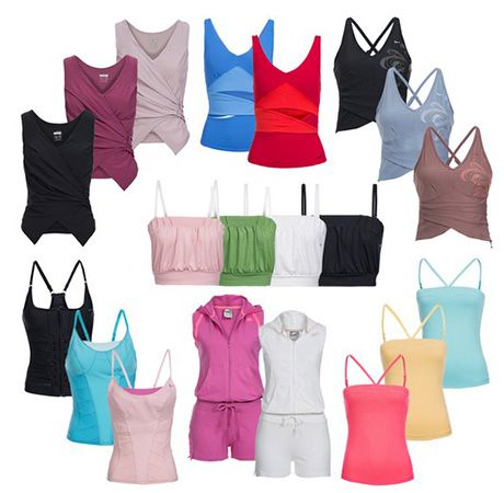 Nike Damen Fitness Shirts