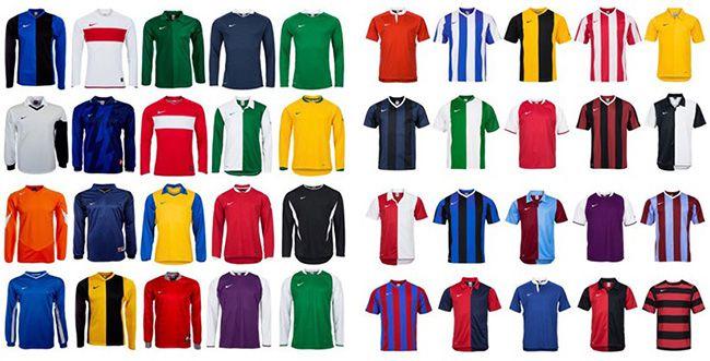 Nike Sport Trikot Nike Sport Kurzarm oder Longsleeve Trikots für je 9,99€