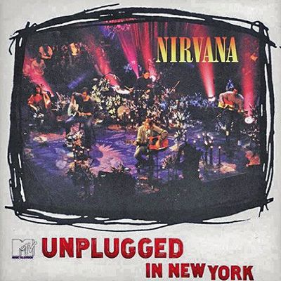 Nirvana   MTV Unplugged in New York + kostenloser MP3 Version ab 3,99€