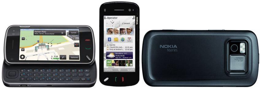 Nokia N97 Nokia N97   Smartphone Slider für nur 29€