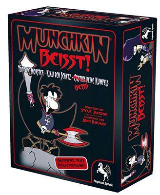 Pegasus Munchkin beißt