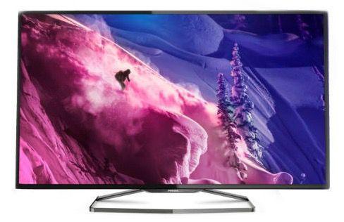 Philips 55PFK6959/12   55 Zoll Ambilight 3D Fernseher mit WLAN und Triple Tuner für 764€
