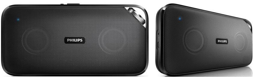 Philips BT3500   portabler Bluetooth Lautsprecher (NFC, 10 Watt, Mikrofon) ab 34,99€ Update