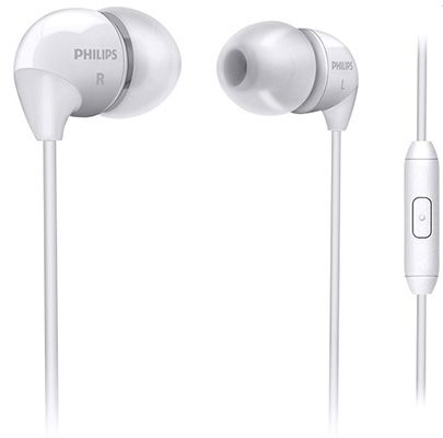 Philips SHE3515 Philips SHE3515 In Ear Kopfhörer mit Universal Headsetfunktion für 10€