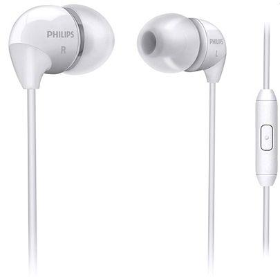 Philips SHE3515 In Ear Kopfhörer mit Universal Headsetfunktion für 10€