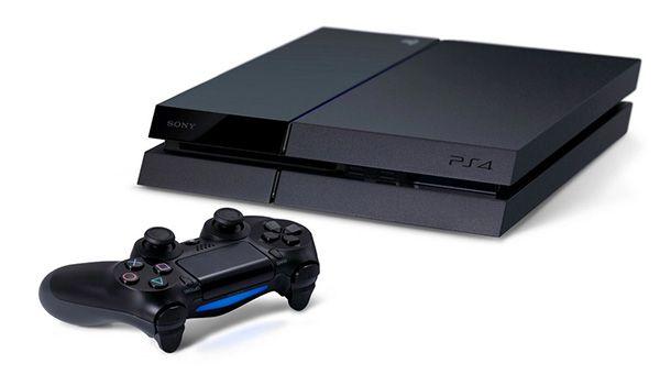 PlayStation 4 Konsole