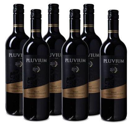12 Flaschen Pluvium Premium Selection Bobal Valencia für 34,95€