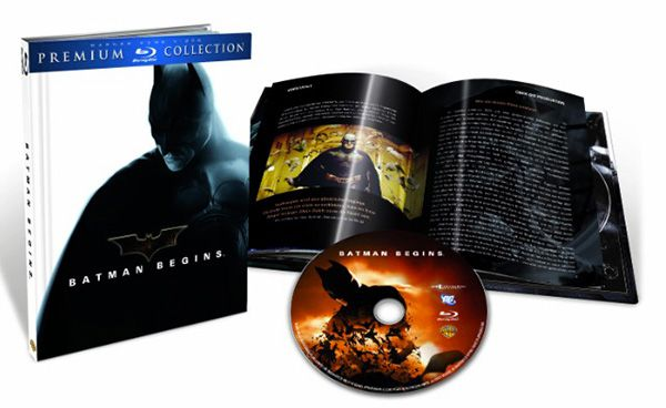 Premium Collection Blu rays für 4,99€ – z.B. Batman Begins oder The Butterfly Effect