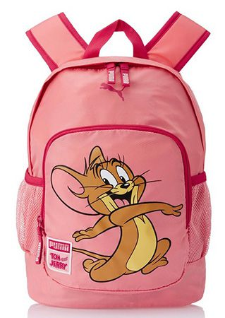 Puma Tom & Jerry Kinderrucksack in Salmon Rose ab 13,46€