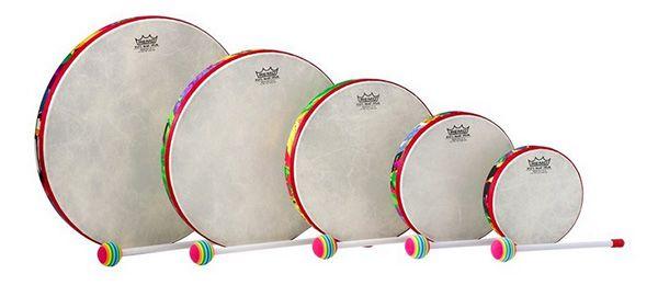 Preisfehler? Remo KD 0500 01 Kinder Drum Set ab 11,54€