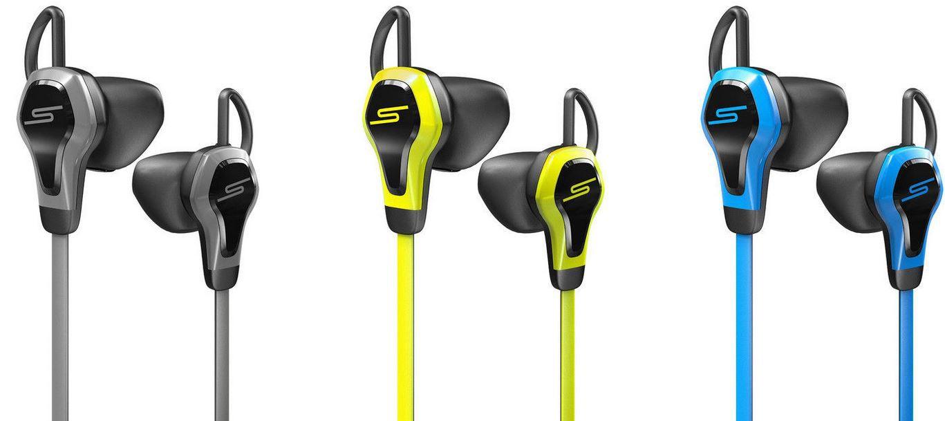 SMS EB Biosport   In Ear Kopfhörer mit Pulmesser und App für 111€