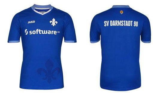 SV Darmstadt 98 Heimtrikot  SV Darmstadt 98 Heimtrikot 2015/2016 für 54,26€
