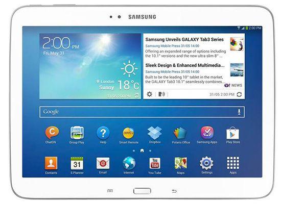 Samsung Galaxy Tab 3 10.1 mit 4G für 149,95€ (statt 260€)   Demoware!