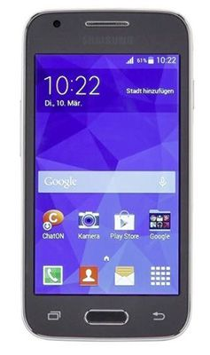 Samsung Galaxy Trend 2 Smartphone für 69,95€   4 Zoll, 1 GHz, 512MB Ram, 4GB