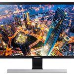 Samsung U28E590D – 28 Zoll UHD Monitor mit TN-Panel für 222€ (statt 257€)