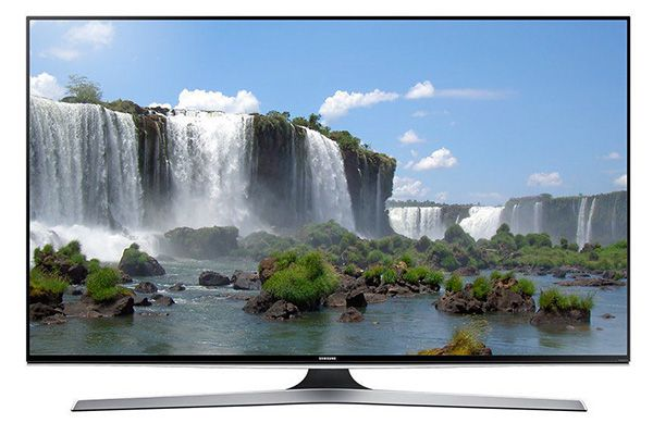 Samsung UE55J6250 Samsung UE55J6250   55 Zoll Full HD Fernseher mit WLAN und Triple Tuner für 599€