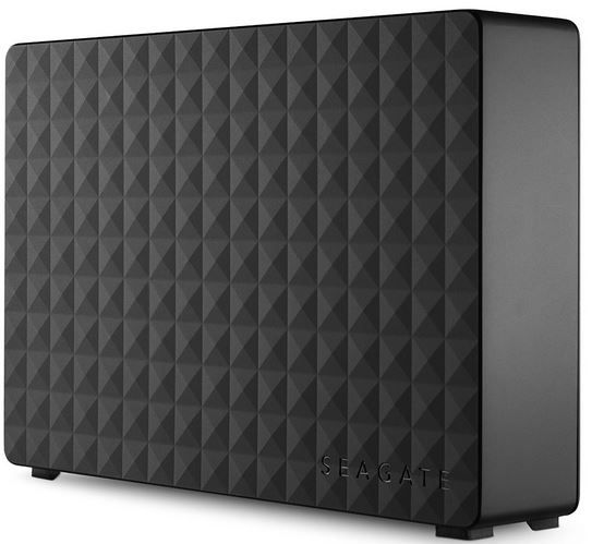 SEAGATE Expansion Desktop 6 TB HDD 3.5 Zoll extern für 99€ (statt 150€)