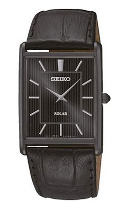 Seiko SUP881P1 Analog Quarz Herren Armbanduhr für 99€