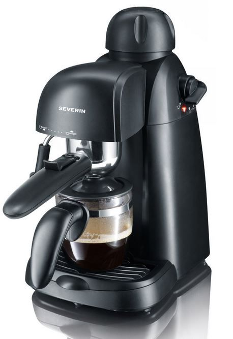 Severin KA 5979 Siebträger Kaffeemaschine für nur 33,69