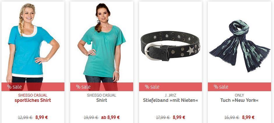 Sheego   10€ Fashion auf Alles   auch Sale Ware (MBW nur 30€)   Update