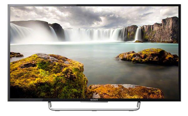 Sony KDL 40W705C   40 Zoll Smart TV mit triple Tuner für 389€