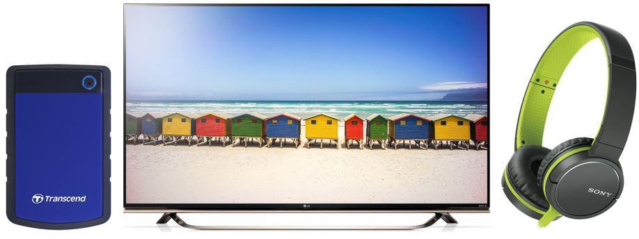 LG 65UF8519   65 Zoll UHD TV   bei den 58 Amazon Blitzangeboten bis 11Uhr