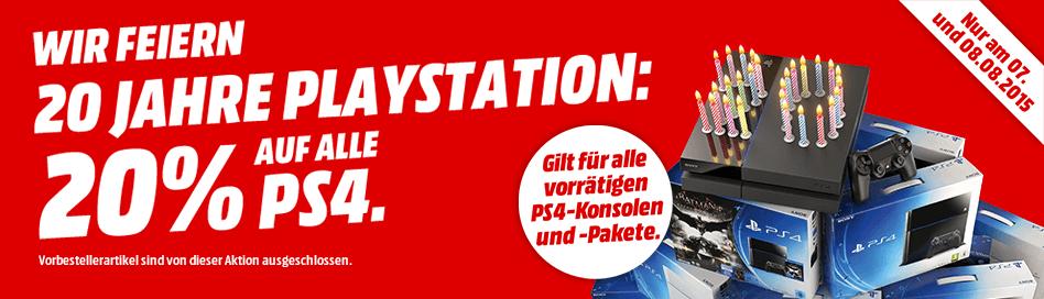 PlayStation 4 jetzt bei Amazon für 308,02€   Update