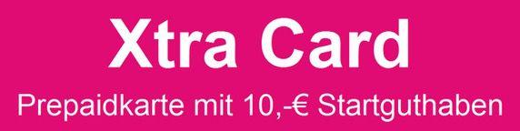 Telekom Xtra Card
