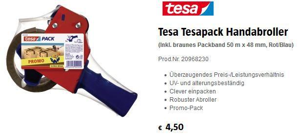 Tesa Handabroller