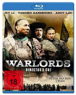 The Warlords (Directors Cut) Blu ray ab 3,49€   für Saturn Selbstabholer