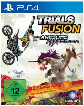 Trials Fusion: The Awesome Max Edition (PS4) für 29,95€