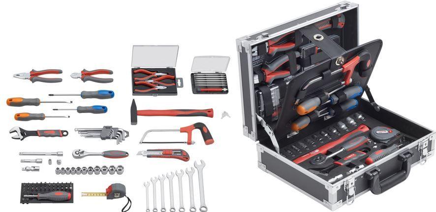 Meister Werkzeugkoffer mit 95 Teilen dür nur 69,90€