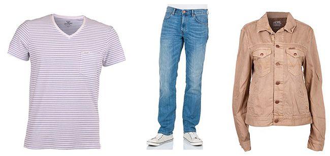30% Rabatt auf Wrangler Fashion bei Jeans Direct   auch auf reduzierte Ware