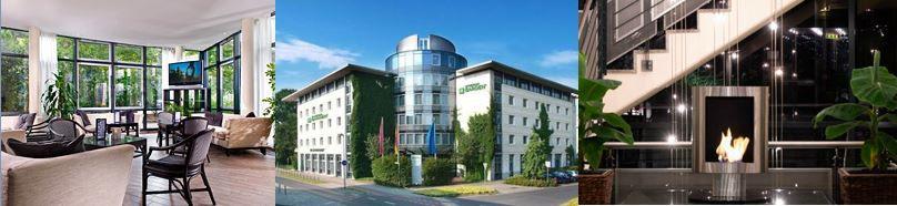 Hotelgutschein: 2 Personen 2 Nächte inkl HP im 4* Wyndham Garden Hennigsdorf bei Berlin für nur 119€