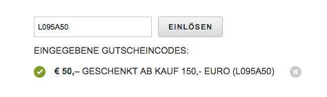 50€ XXXLshop Gutschein ab 150€ MBW   online und offline nutzbar