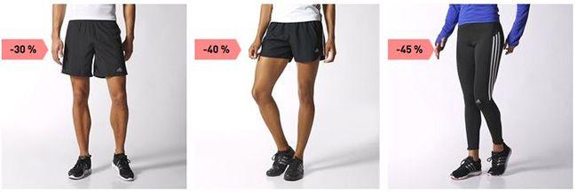 25% Rabatt auf adidas Running Artikel + kostenloser Versand