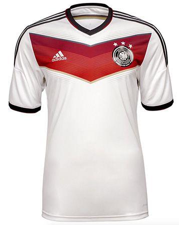 adidas Performance DFB Trikot Home WM 2014 für 19,57€