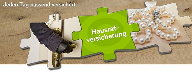 asstel Hausrat1 asstel Hausratversicherung sehr günstig dank 45€ Amazon Gutschein