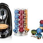 Tchibo Cafissimo Compact inkl. 70 Kapseln, Kapselspender und 40 Monaten Garantie für 39€