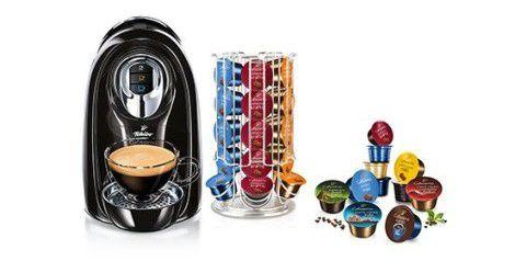 cafissimo compact professional black mit zubehoer e1475914156605 Tchibo Cafissimo Compact inkl. 70 Kapseln, Kapselspender und 40 Monaten Garantie für 39€