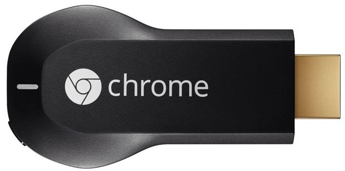 GOOGLE Chromecast HDMI Streaming Media Player für 22€