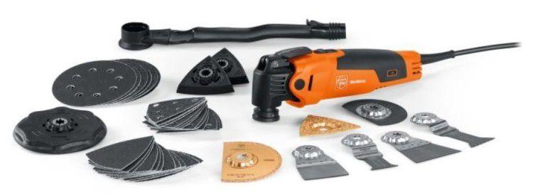 s l1600 e1486218138520 Fein MultiMaster FMM 350 QSL   Multifunktionswerkzeug mit 43 Teilen für 199,90€