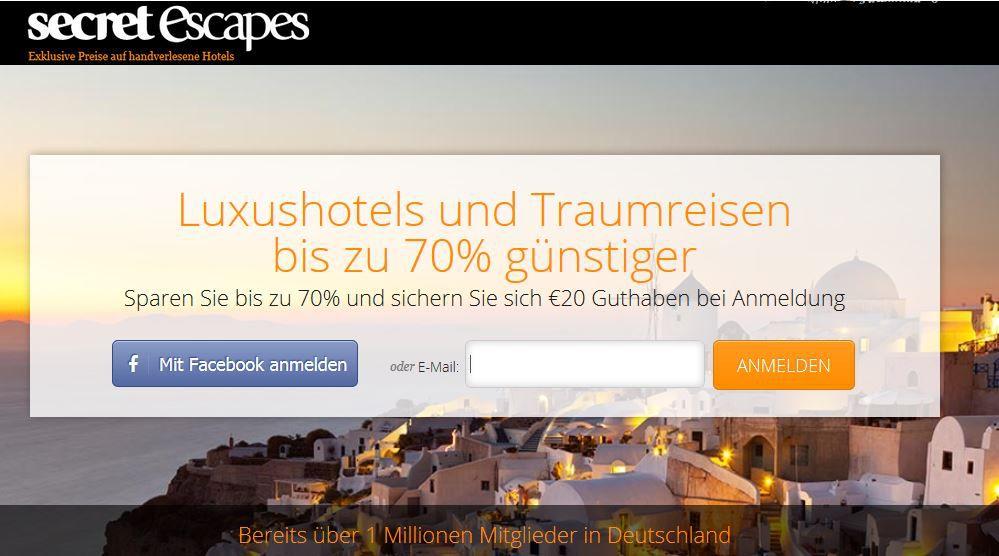 secret Galaxy Hotel Iraklio auf Kreta statt 135€ ab 67€ p.P. @ Secret Escapes