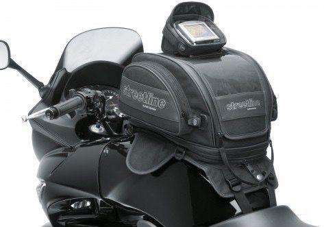 streetline Spezial GPS Tankrucksack für 33,94€