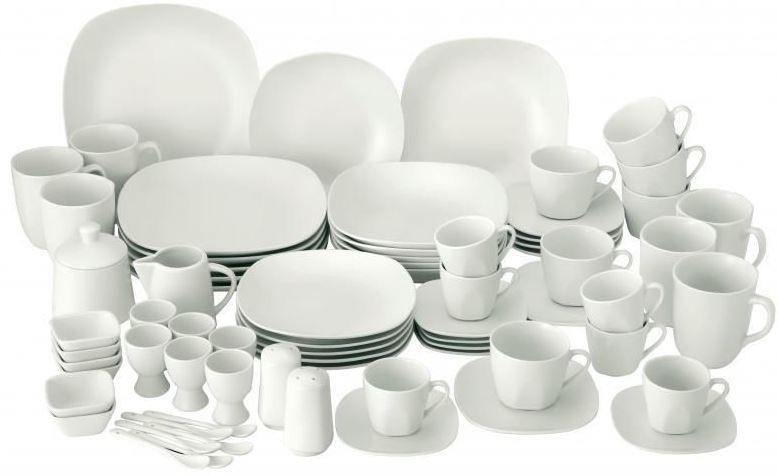 van Well   70 teiliges Porzellan Tafelservice für nur 49,99€