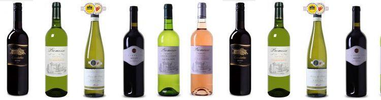 Weinvorteil mit SSV   bis zu 75% Rabatt auf ausgewählte Weine (Promesse ab 2,99€)