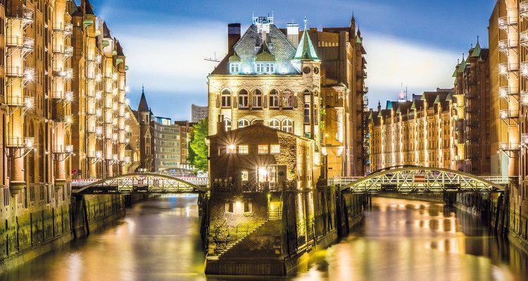 1 oder 2 ÜN in Hamburg im 5 Sternehotel inkl. Frühstück & Wellness ab 79€ p.P.