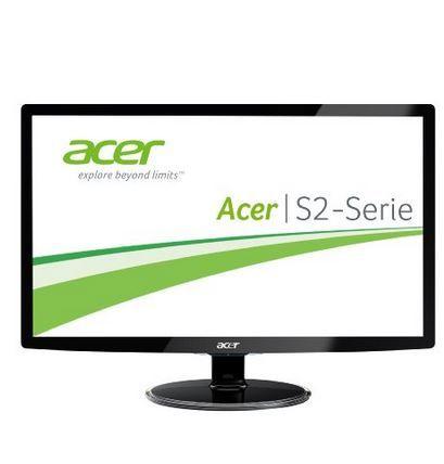 Acer S242HLCBID   24 Zoll Full HD Monitor für 111€ (statt 139€)