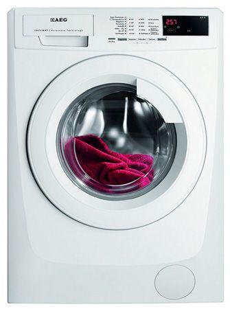 SATURN Haushaltsgroßgeräte: AEG Lavamat L68480FL    8kg, 1.400 U/min, A+++ Waschmaschine für 299€ (statt 439€)